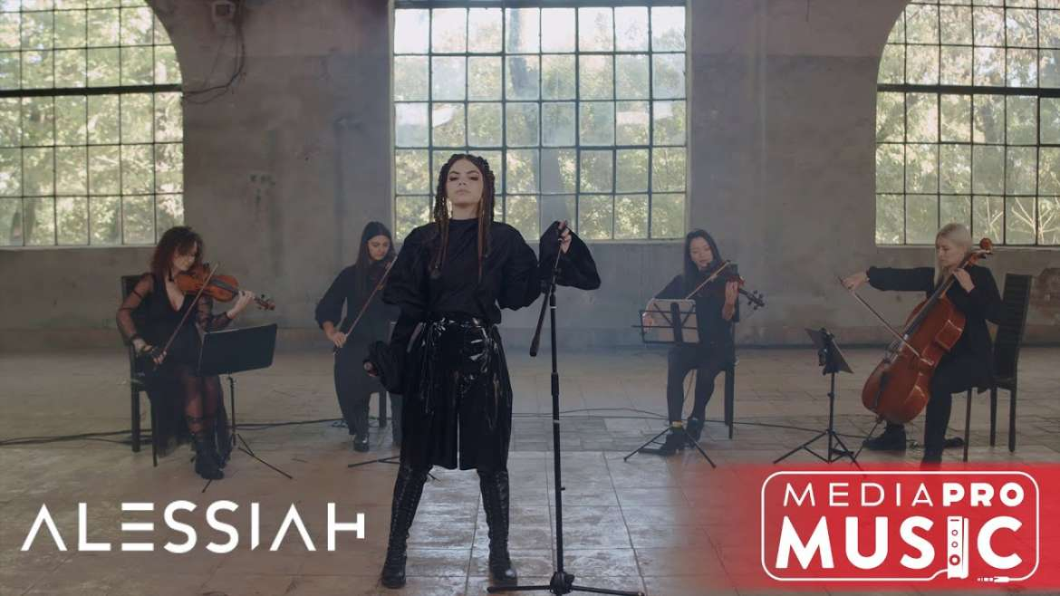 Alessiah – Love Me (Live Session)