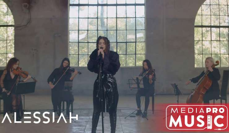 Alessiah – I Know (Live Session)